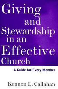 Givign and Stewardship Callahan
