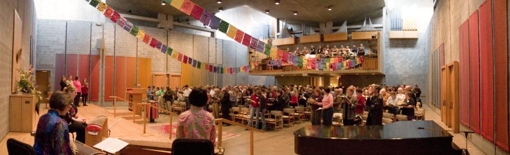 Unitarian Sanctuary